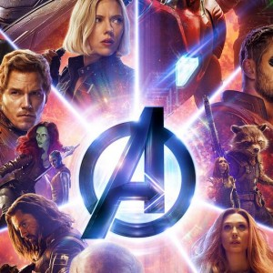 Avengers: Infinity War Releases Today image