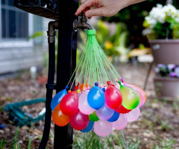 Quick Fill Water Balloons