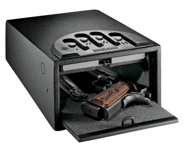 GunVault Mini Fingerprint Gun Safe