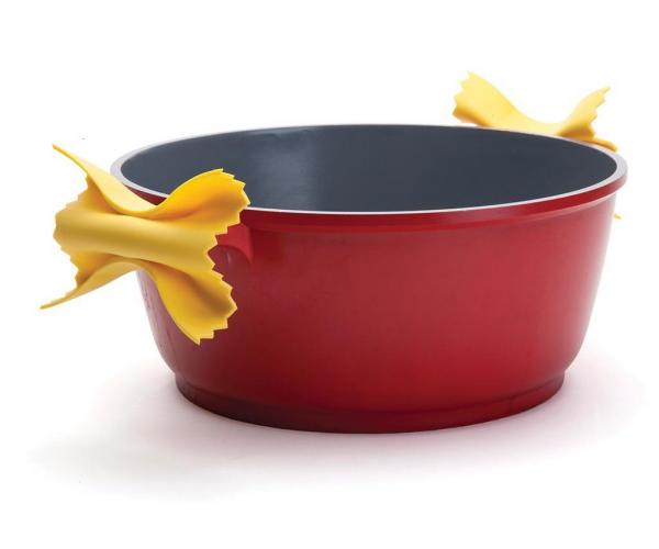 Pasta Shaped Silicone Pot Holders