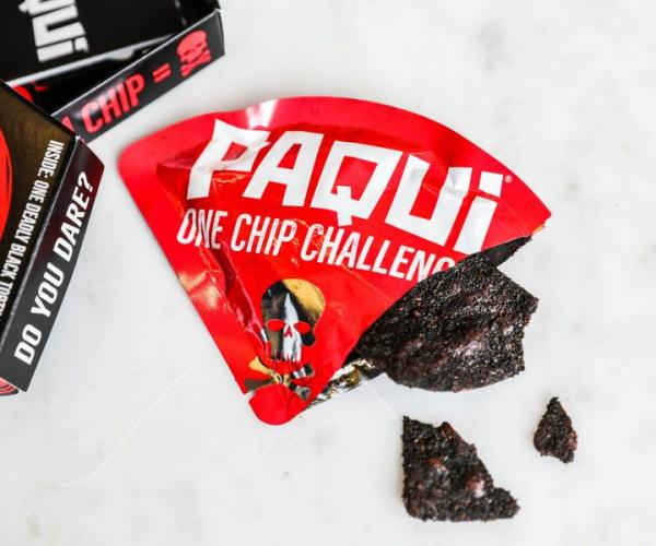 Carolina Reaper One Chip Challenge
