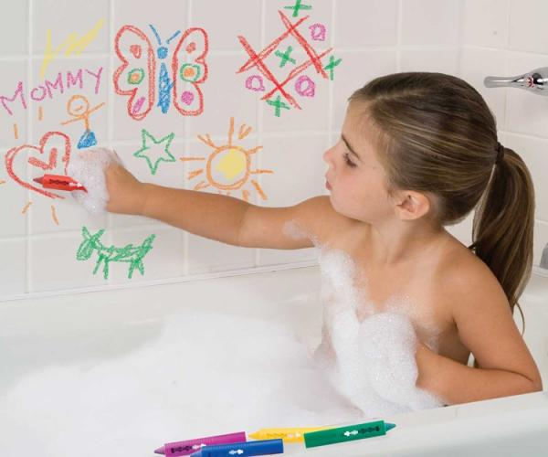 Bath Tub Markers