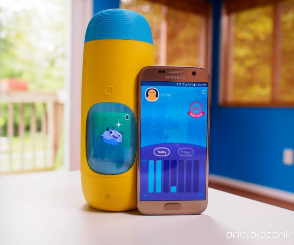 Gululu Kid's Smart Bottle & Health Tracker