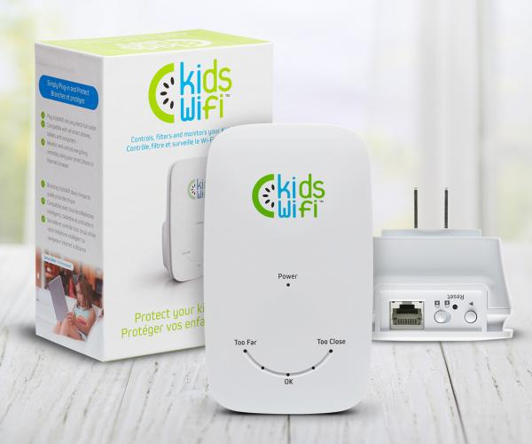 Kids Wi-Fi Monitoring Router
