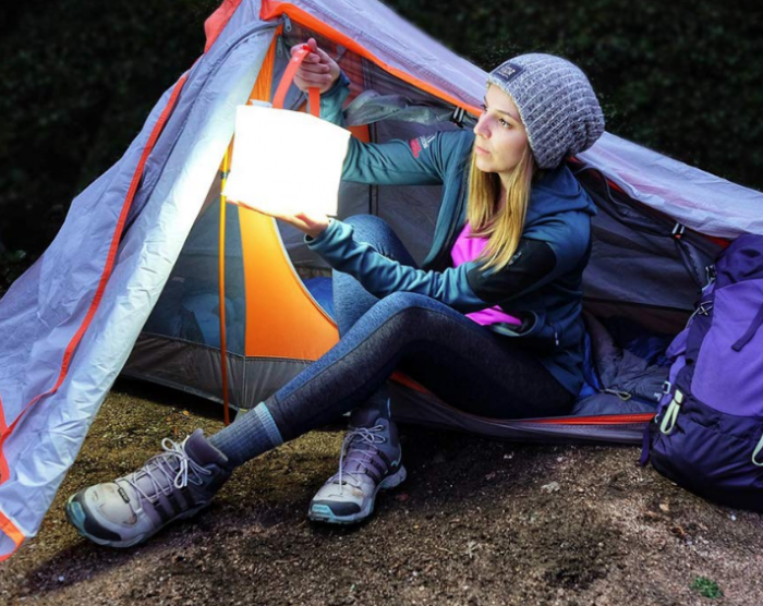 LuminAID Phone Charger Lantern