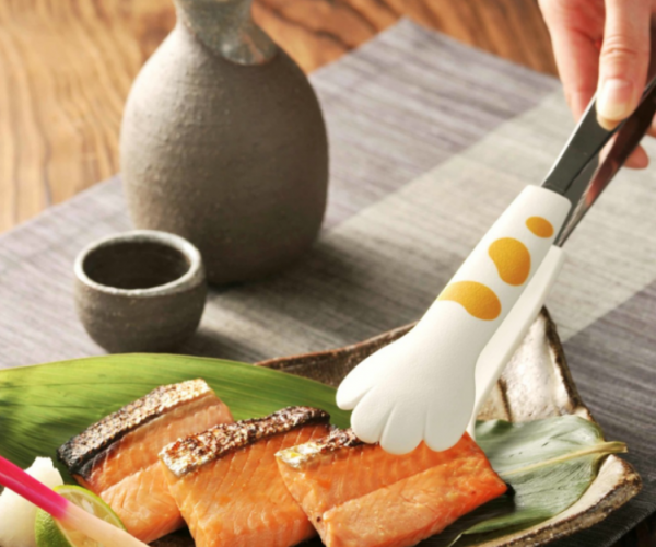 Cat Paw Cooking Tongs