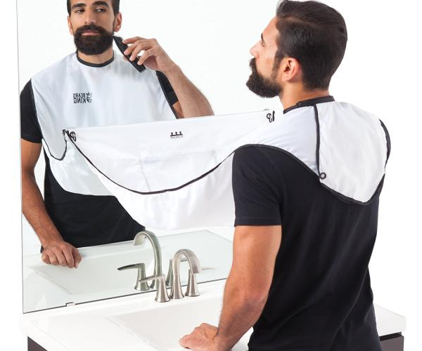 Beard King Hair & Clippings Catcher