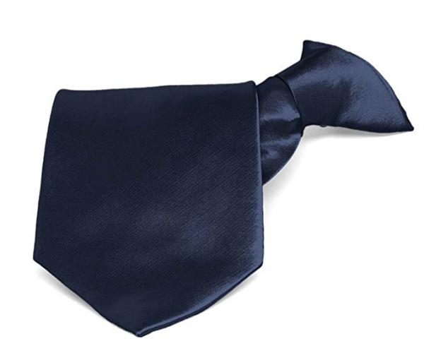 Clip On Men's Tie