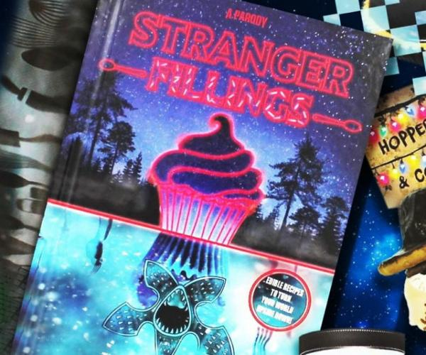 Stranger Fillings: Parody Cookbook