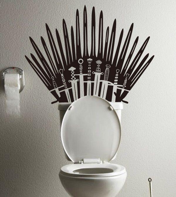 Amazing Game Of Thrones Wall Decal Loot Nerd Evergreenethics Interior Chair Design Evergreenethicsorg