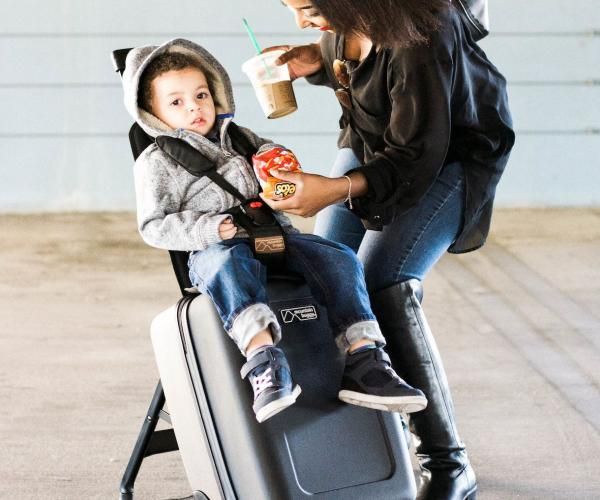 Suitcase Buggy for Kids