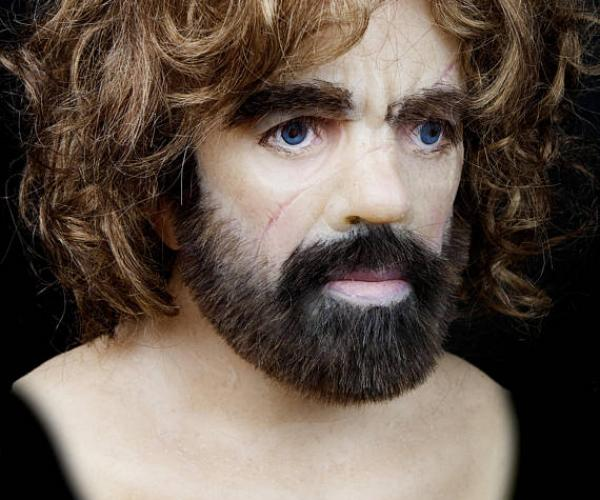 Game of Thrones Tyrion Lannister Silicone Mask
