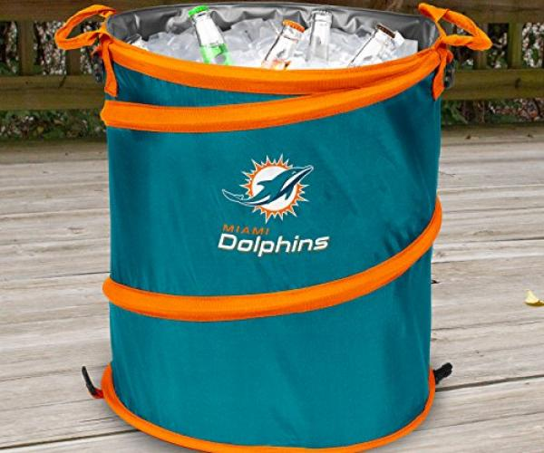 NFL 3-in-1 Collapsible Barrel