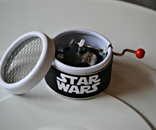 Star Wars Hand Cranked Music Box